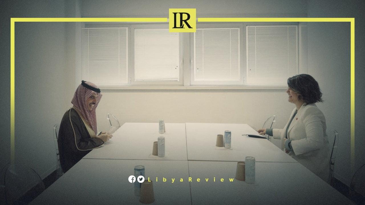 Συνάντηση υπουργών Εξωτερικών Σ. Αραβίας – Λιβύης