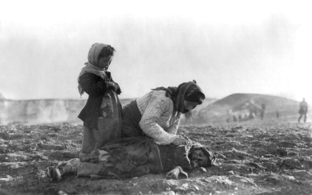 Η ποινικοποίηση άρνησης γενοκτονιών