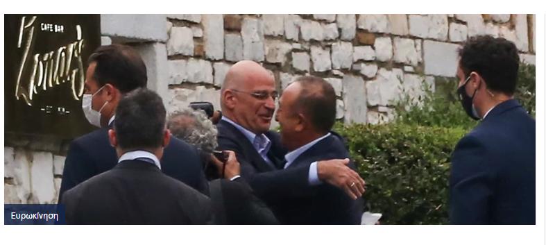 Γιατί άραγε η Ελλάδα ξεπλένει την Τουρκία;