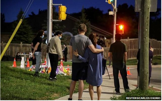 Καναδάς: «Έγκλημα μίσους» η επίθεση με θύματα τέσσερα μέλη οικογένειας μουσουλμάνων