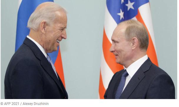 """Στο """"φως"""" η ατζέντα της Συνόδου Πούτιν – Μπάιντεν στη Γενεύη. Τι θα συζητήσουν οι δύο ηγέτες;"""