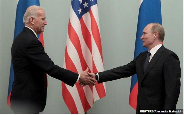 Συνάντηση Τζο Μπάιντεν-Βλαντίμιρ Πούτιν μετά από έξι μήνες καυστικών σχολίων