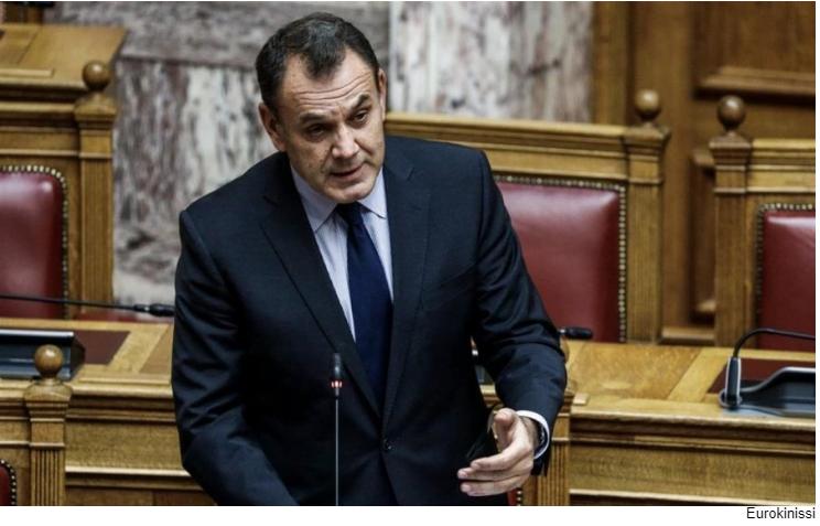 ΥΕΘΑ Ν. Παναγιωτόπουλος: Το ΚΥΣΕΑ θα αποφασίσει αν θα στείλουμε στρατεύματα στην Αφρική