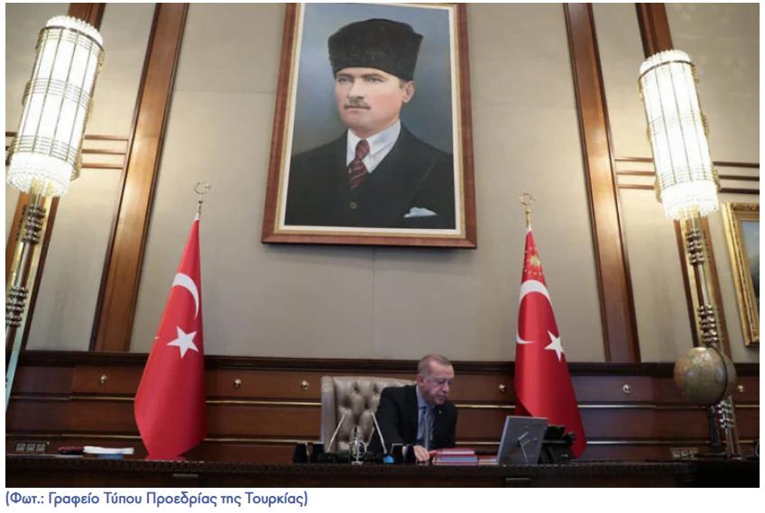 """Ο """"διάλογος"""" με την Τουρκία, κατά κάποιο τρόπο νομιμοποιεί τις τουρκικές διεκδικήσεις"""