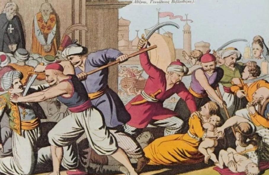 Η μαρτυρία ενός Γερμανού τεχνίτη για τις σφαγές του 1821 στην Κωνσταντινούπολη