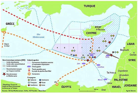 Παρατηρητήριο της τουρκικής επιρροής στην Τουρκική Δημοκρατία της Βόρειας Κύπρου