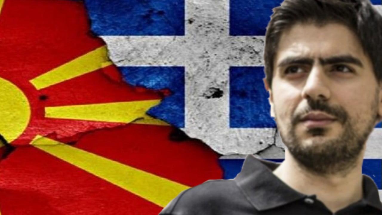 Ο Σταύρος Καλεντερίδης για το Σκοπιανό!