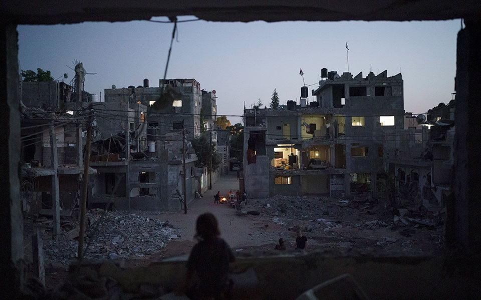 Μεσανατολικό: Αεροπορικά πλήγματα του Ισραήλ στη Γάζα