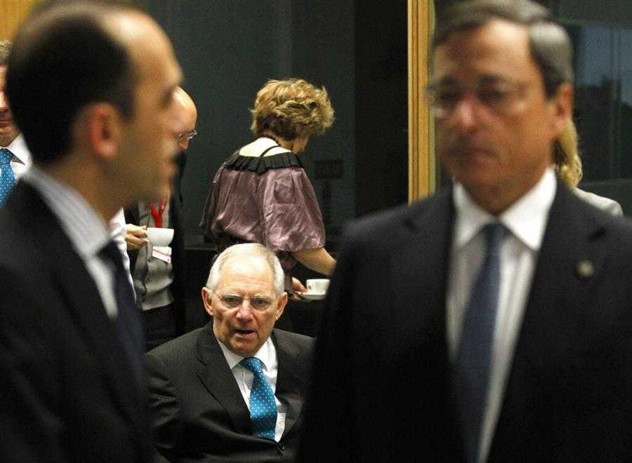 Η κόντρα Ντράγκι – Σόιμπλε κρίνει το μέλλον της Ευρώπης