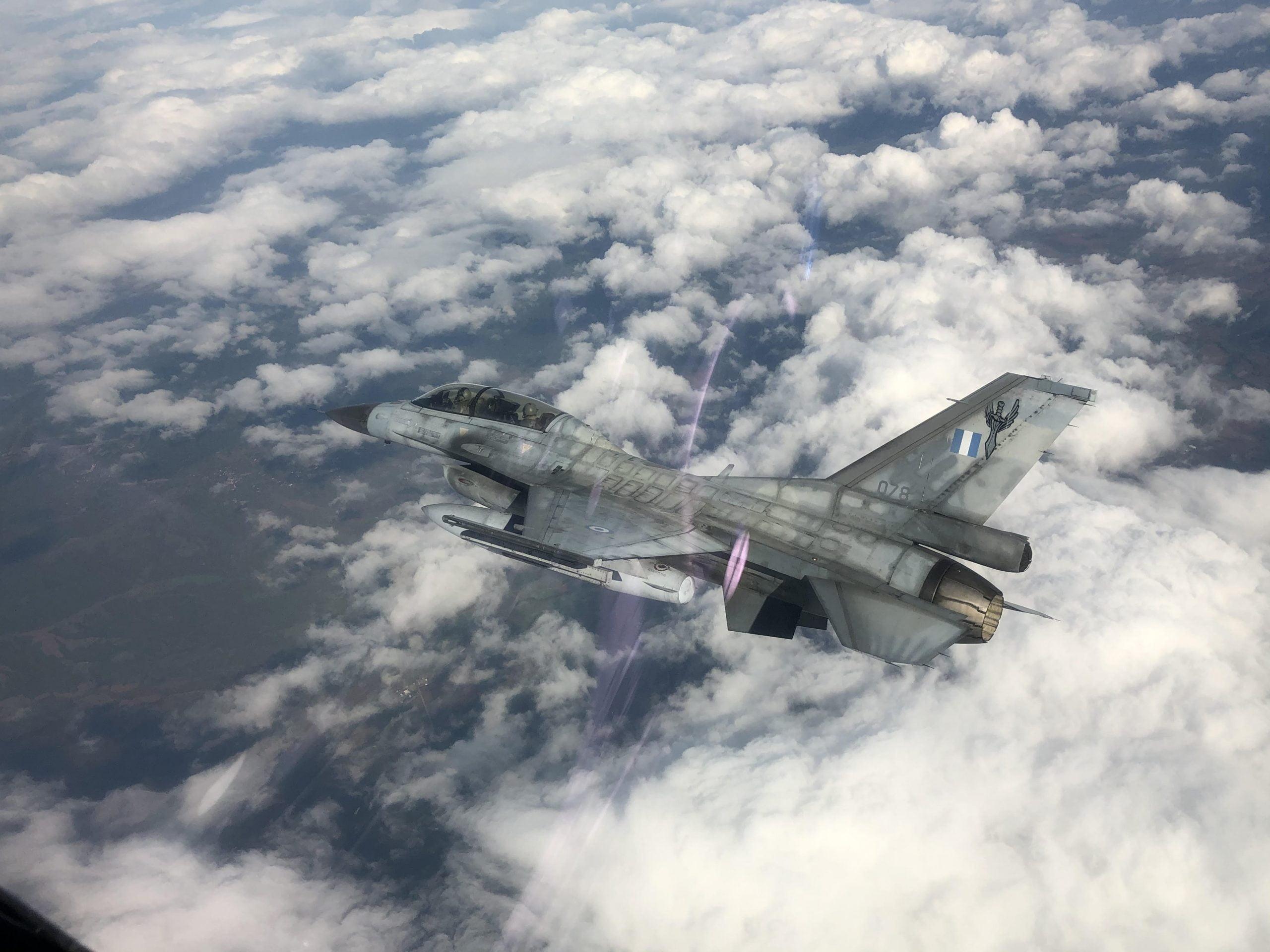 Εφιάλτης για τους Τούρκους μετά τα Rafale και τα Viper: Αναβάθμιση των F-16 block 50 το επόμενο βήμα για τα ελληνικά «φτερά» -Το σχέδιο εκσυγχρονισμού των 38 μαχητικών