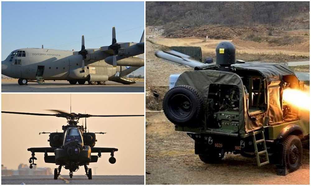 Έρχονται συμφωνίες γροθιά στην Άγκυρα: Ελλάδα και Ισραήλ δίνουν τα χέρια για Spike Nlos, Apache και C-130 – «Κλειδώνει» το Αιγαίο