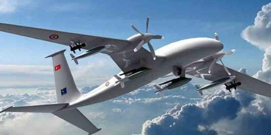 «Κατασκοπευτικό δίκτυο» Τουρκίας με drone από τη Θράκη μέχρι την Αν. Μεσόγειο – βίντεο