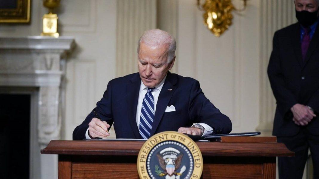 Ο Μπάιντεν υποδέχεται στον Λευκό Οίκο την Μέρκελ την ερχόμενη Πέμπτη