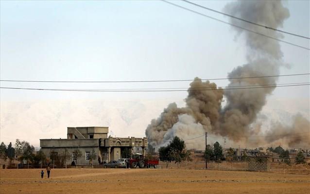 Ιράκ: Επίθεση με ρουκέτα εναντίον βάσης που στεγάζονται Αμερικανοί