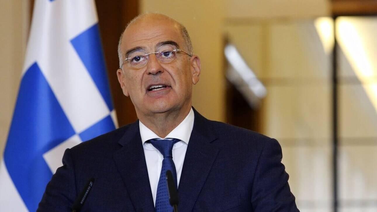 Ν. Δένδιας: Το Κυπριακό είναι πρωτίστως ζήτημα κατοχής ανεξάρτητου κράτους