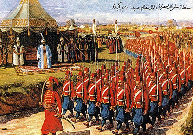 Το παιδομάζωμα η πιο φρικτή και εξευτελιστική πράξη επί οθωμανοκρατίας