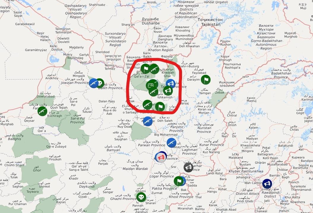 Αφγανιστάν: Οι Ταλιμπάν κατέλαβαν τον οδικό άξονα που οδηγεί στο Τατζικιστάν – Περικύκλωσαν την πόλη Κουντούζ