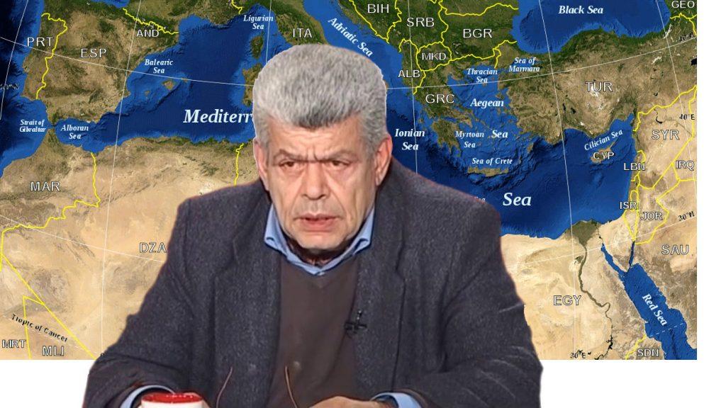 Ιωάννης Μάζης: Η ανησυχία μου για τη συνάντηση Μπάιντεν-Ερντογάν (ΒΙΝΤΕΟ)