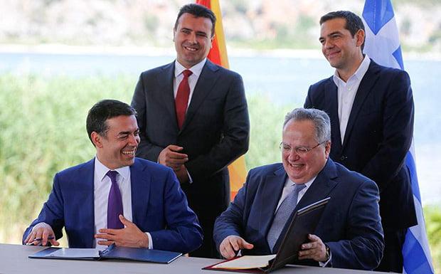 Ούτε ο Ζάεφ ούτε οποιοσδήποτε άλος Σκοπιανός πρόκειται να τηρήσει τη συμφωνία των Πρεσπών