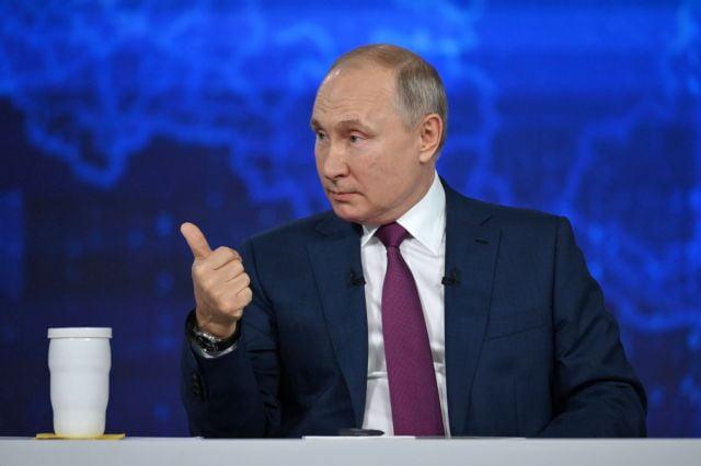 Πούτιν: Ακόμα και αν βυθίζαμε το βρετανικό αντιτορπιλικό δεν θα γινόταν παγκόσμιος πόλεμος