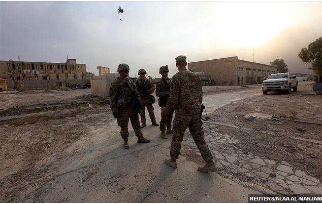 Ουάσινγκτον και Βαγδάτη συνομιλούν για τη συνέχιση της παρουσίας στρατευμάτων των ΗΠΑ στο Ιράκ