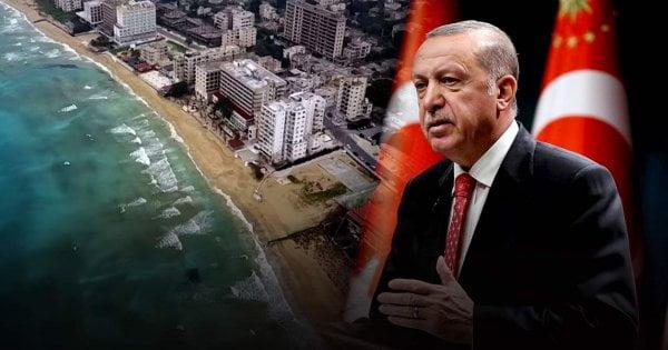 Όταν στην άμμο χτίζεις παλάτια! Ποιες άραγε είναι οι προθέσεις του Ερντογάν για την Αμμόχωστο;