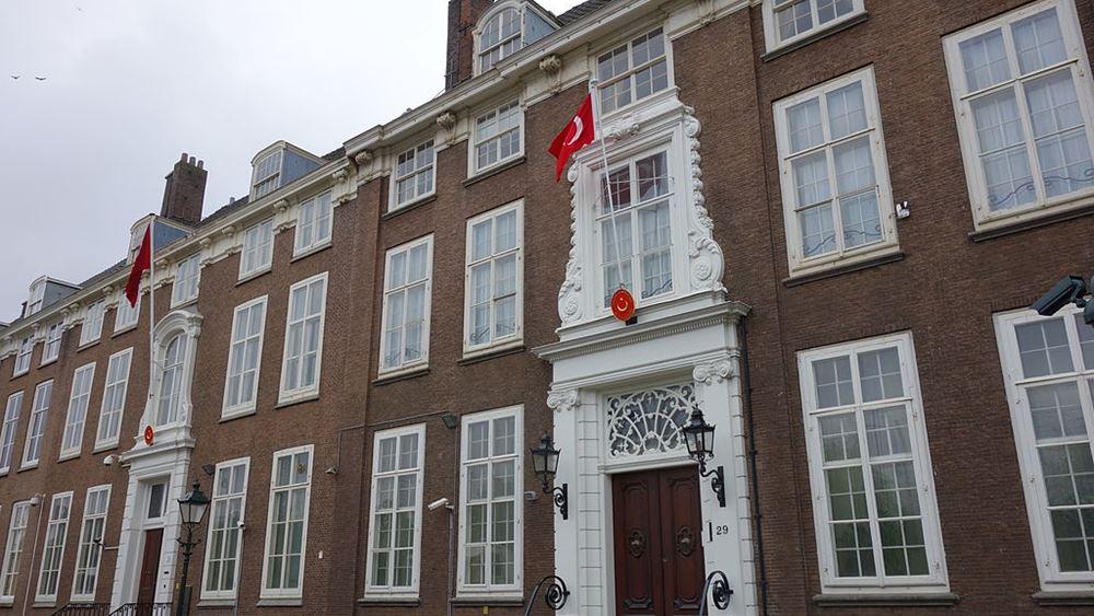 Αποκαλύψεις για παράνομη δράση του τουρκικής πρεσβείας στην Ολλανδία