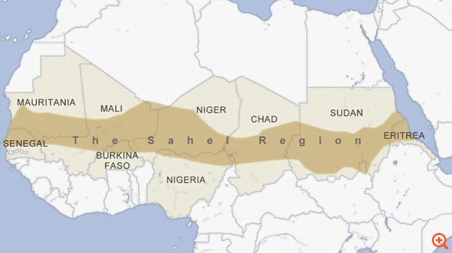 Αφρική και Σαχέλ: Η αντιπαλότητα Γαλλίας – Τουρκίας συνεχίζεται με αμείωτη ένταση