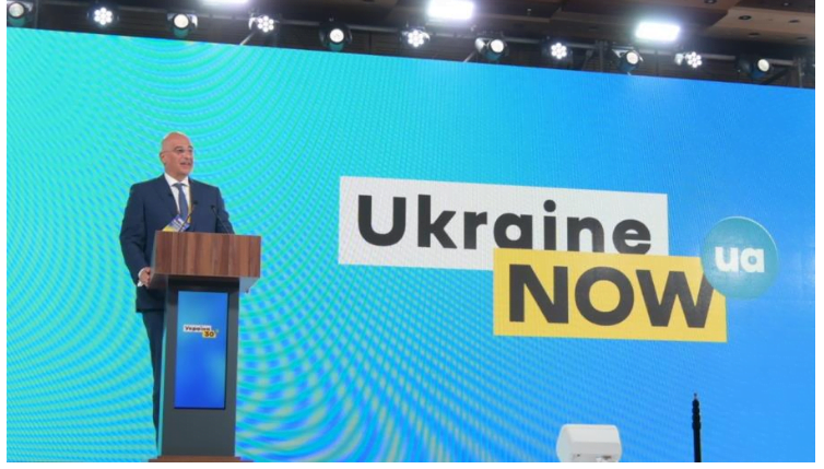 Η επίσκεψη Δένδια στο Κίεβο και οι «καθαρές εξηγήσεις» με την κυβέρνηση Ζελένσκυ