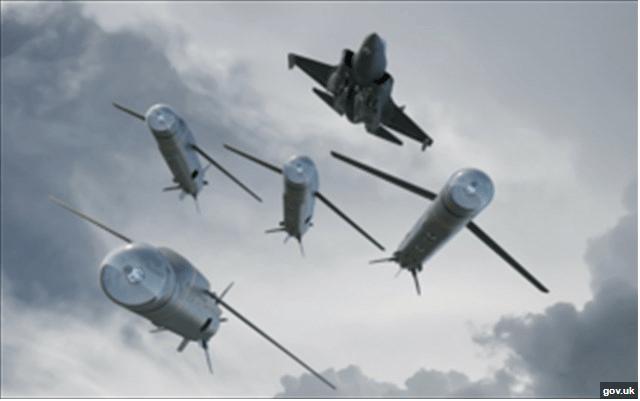 Πυραύλους που «μιλούν» μεταξύ τους αναπτύσσει το Ηνωμένο Βασίλειο