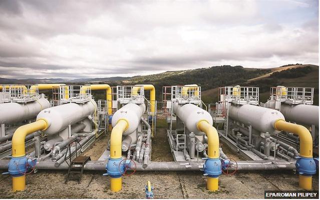 Σήμερα υπογράφεται η συμφωνία για τον αγωγό φυσικού αερίου Ελλάδας – Σκοπίων