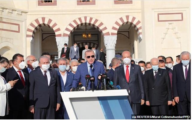 Γερμανικός Τύπος: O Ερντογάν θέτει δίλημμα στους Έλληνες ιδιοκτήτες περιουσιών της Αμμοχώστου
