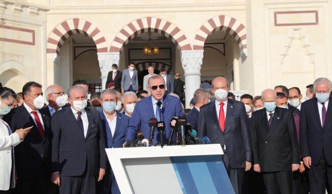 Ούτε Σχέδια Αννάν ούτε Σχέδχια Ερντογάν, ελεύθερη Κύπρο θέλουμε