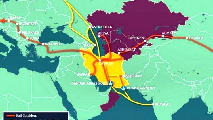 Το Ιράν αναγκασμένο να τορπιλίσει την τουρκο-βρετανο-ισραηλινή κατασκευή στον Νότιο Καύκασο – Το περίεργο τουρκοχαζάρικο σχέδιο της εβραϊκής ελίτ της διασποράς