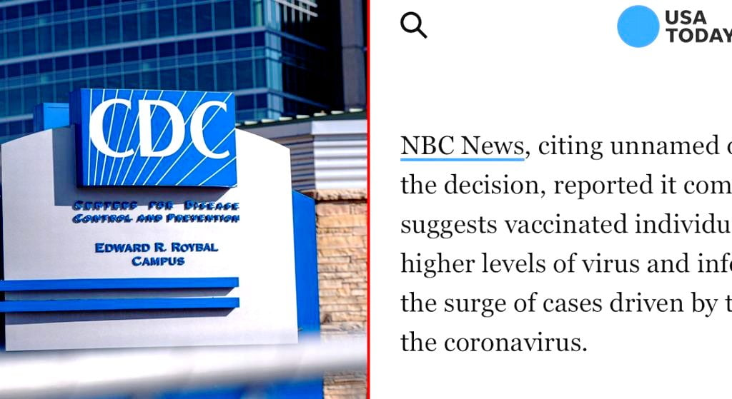 Αμερικανικά ΜΜΕ Αποκαλύπτουν:  Νέα Στοιχεία Δείχνουν ότι το Εμβόλιο COVID Μπορεί να Μεταδίδει τον Ιό
