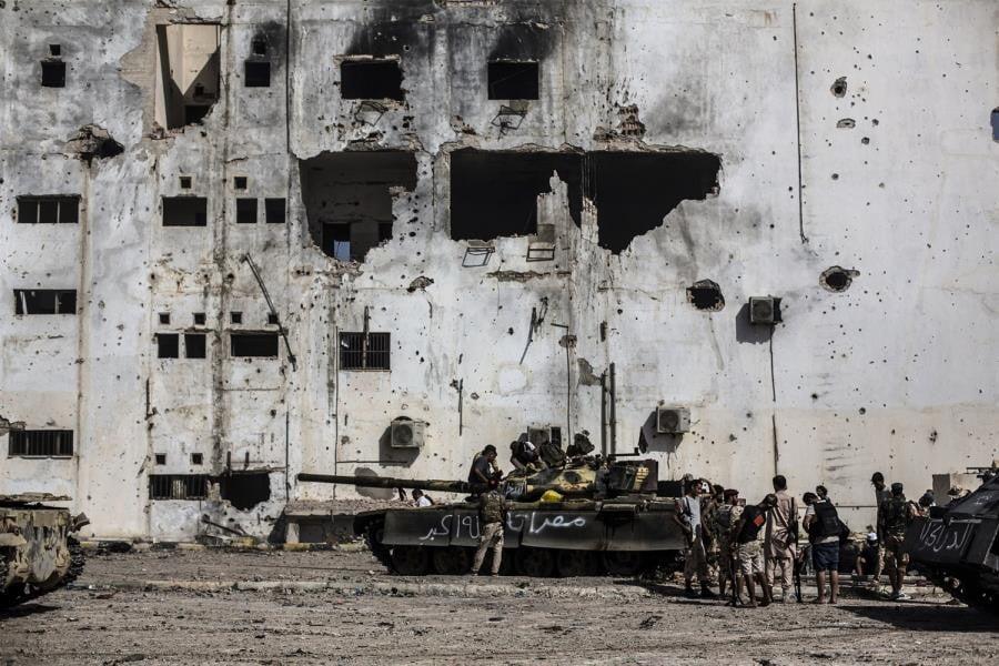 Λιβύη: Ομαλοποίηση ακούμε και… ομαλοποίηση δεν βλέπουμε