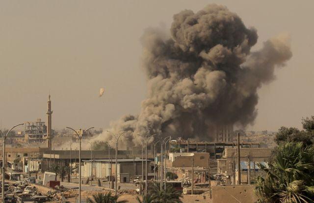 Ιράκ: Ρουκέτες εναντίον βάσης που στεγάζει αμερικανικές δυνάμεις