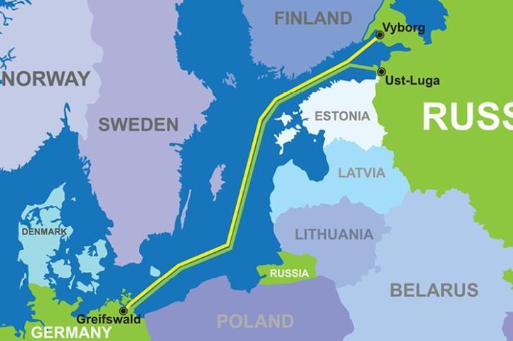 """Τα """"βρήκαν"""" ΗΠΑ – Γερμανία για τον Nord Stream 2"""