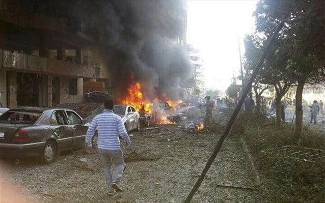 Ιράν: Έρευνα έπειτα από έκρηξη που σημειώθηκε νωρίτερα σήμερα σε πάρκο στην Τεχεράνη