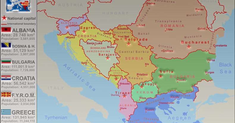 Ισορροπίες στα Βαλκάνια και η ελληνική θέση