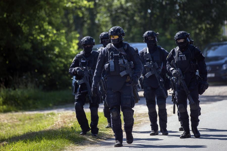 Μεταναστευτικό: Η Λιθουανία αναπτύσσει στρατό στα σύνορα με τη Λευκορωσία