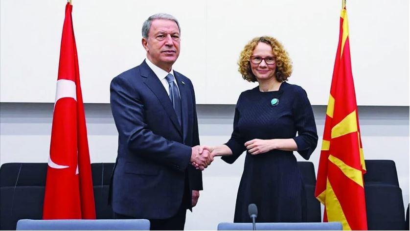 Η κατάπτυστη Συμφωνία των Πρεσπών στην υπηρεσία του Ερντογάν