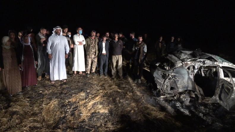 Οι τουρκικές αεροπορικές επιδρομές στο Σιντζάρ εμποδίζουν την επιστροφή των Γεζίντι στην πατρίδα τους