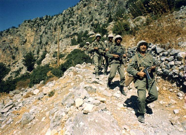 Η διζωνικότητα είναι ένα προϊόν της κατοχής της Κύπρου από τα τουρκικά στρατεύματα