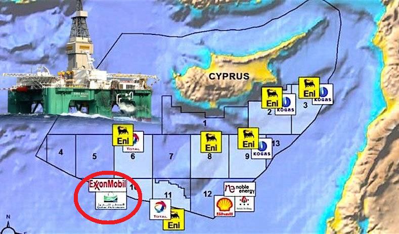 Κυπριακή ΑΟΖ: Επανέναρξη γεωτρήσεων από τέλη Νοεμβρίου