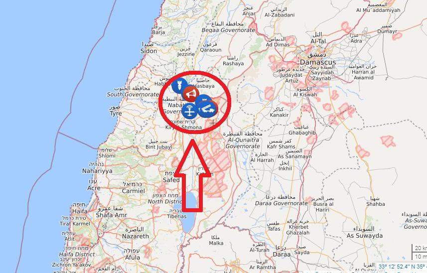 Τον νότιο Λίβανο βομβαρδίζει το Ισραήλ και ετοιμάζεται να απαντήσει στο Ιράν