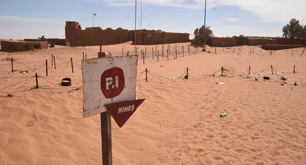 Ποια είναι η μυστική βάση της Γαλλίας στην καρδιά της Σαχάρας