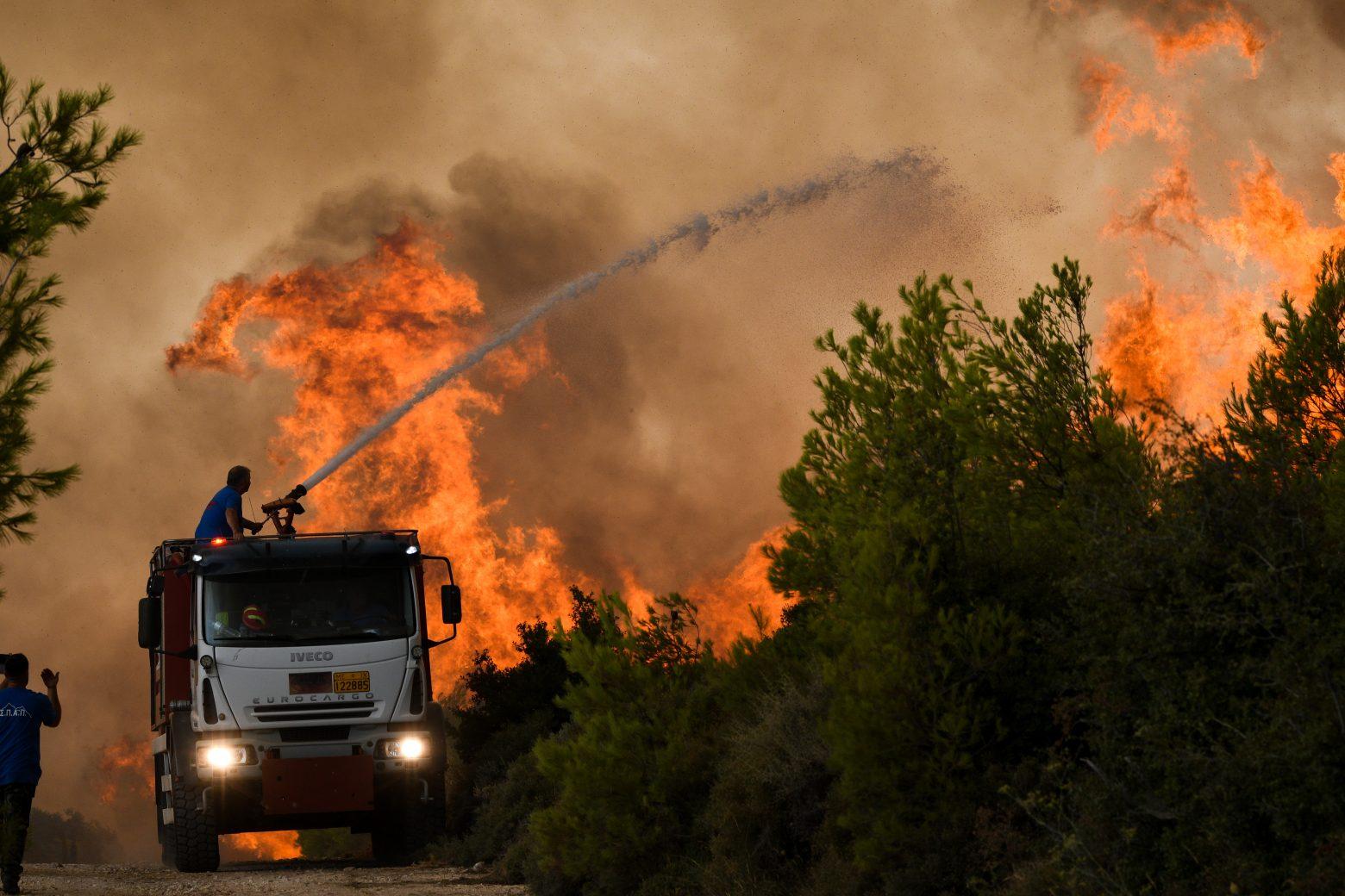 Αναζητώντας ευθύνες για τις φωτιές