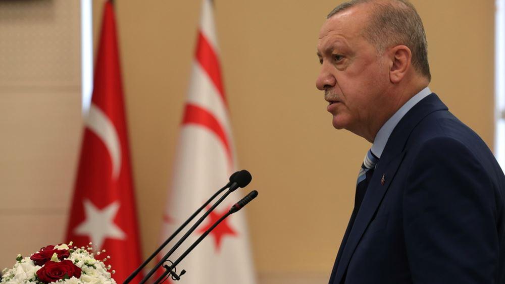 Ύφεση Ερντογάν με Εμιράτα – Μίλησε τηλεφωνικά με τον πρίγκιπα διάδοχο