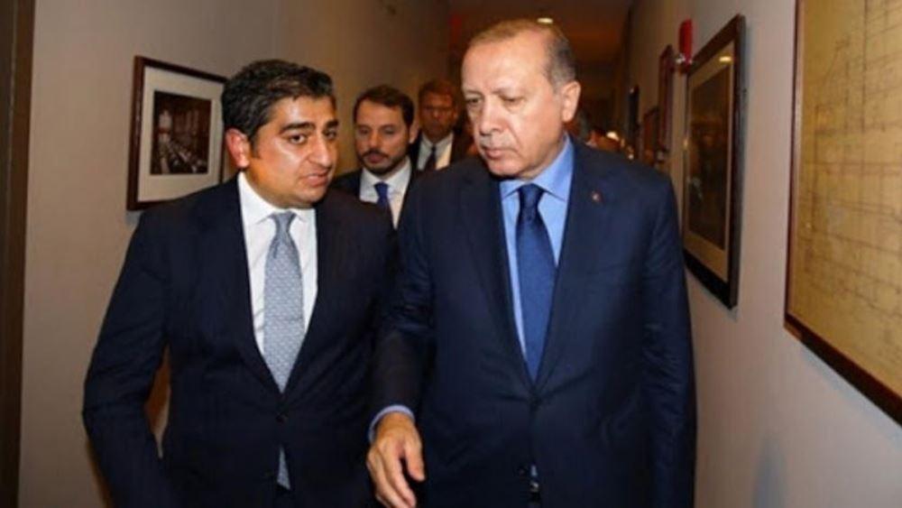 Τουρκια-ΗΠΑ ερίζουν για τον Κορκμάζ: Το ξέπλυμα χρήματος, ο Σοϊλού και ο Τούρκος αρχιμαφιόζος